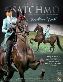 CH Undulata's Satchmo & Alexa Dahl